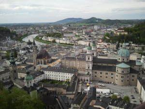 Festung Salzburg, Österreich