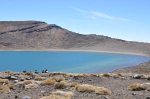 Und noch ein Vulkansee