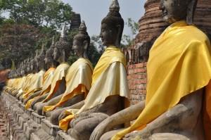 Wat Yai Chaimonkorn, Ayutthaya