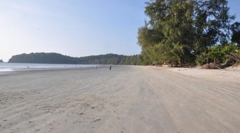 Ao Yai Strand auf Koh Phayam
