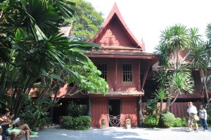 Jim Thompson Haus, Bangkok