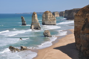 Great Ocean Road Australien: Die 12 Apostel
