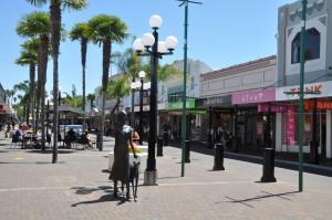 Innenstadt von Napier