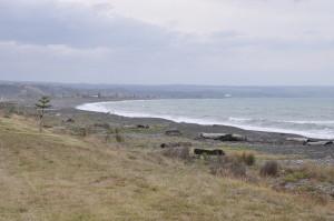 Schwarzer Strand, Hawke's Bay