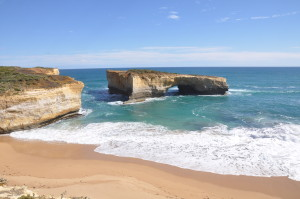 The London Brigde, Great Ocean Road Australien