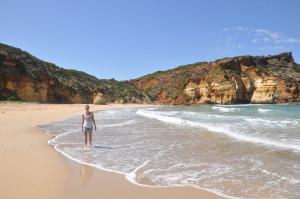 Traumhafte Bucht, Great Ocean Road