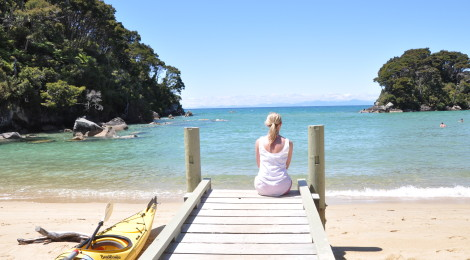 Kayaktour im Abel Tasman Nationalpark