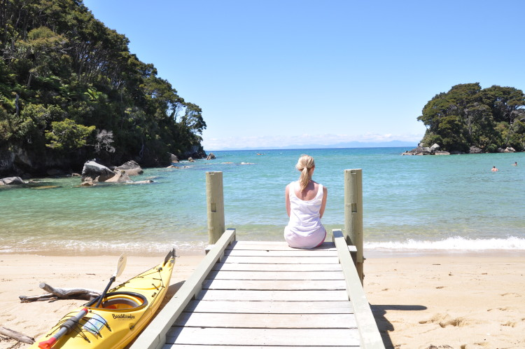 Neuseeland Reise Highlight: Kayaktour im Abel Tasman Nationalpark