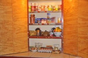 Shop im abgelegenen Te Nikau Retreat