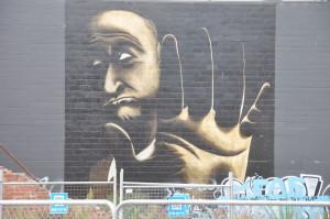 Baustellengraffiti