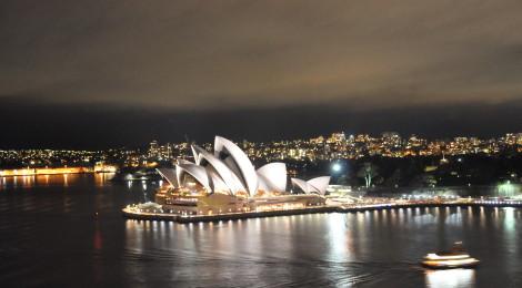 Sydney @ Night
