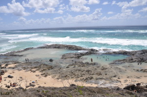 Fraser Island: Champagne Pools