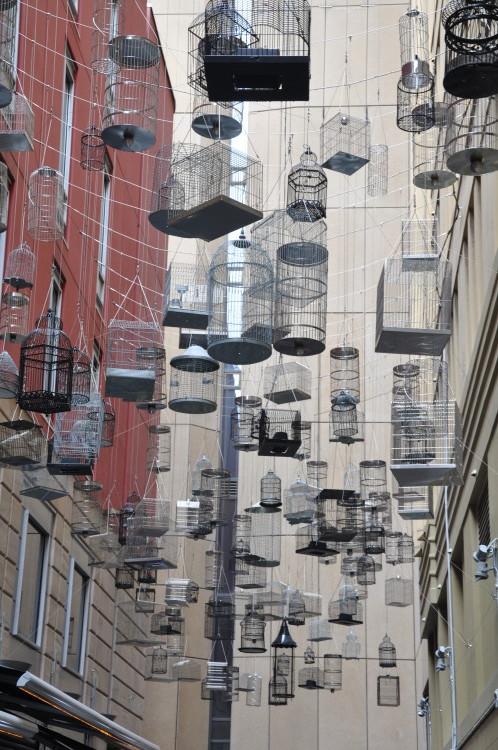 Sydney versucht Melbourne bei Street Art Konkurrenz zu machen