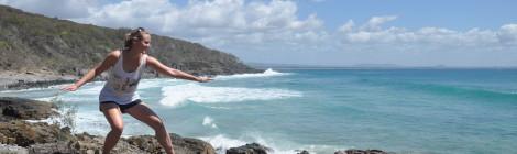 Surfen: Trockenübungen
