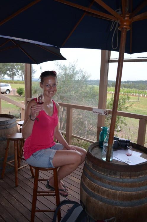 Winetasting, die zweite