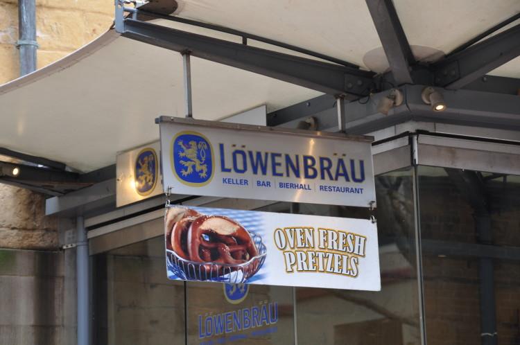 """Bayerische """"Bier""""-Gärten werfen ihre Schatten voraus"""