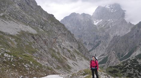 Atemberaubende Bergkulisse mit Watzmann