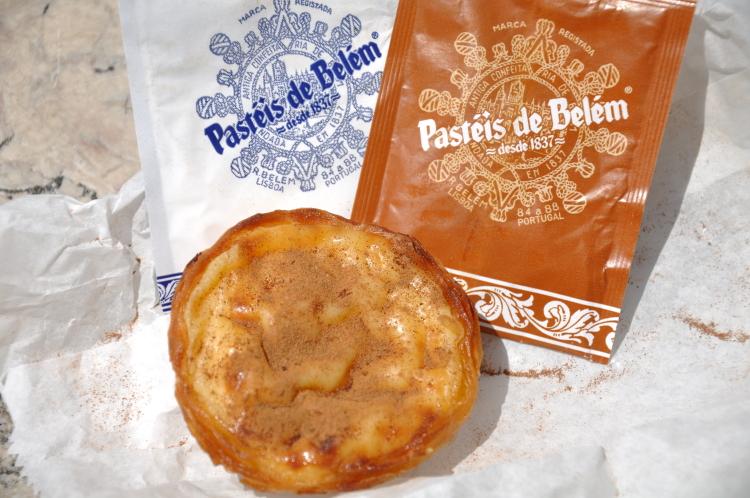 Pastéis de Belém in Lissabon