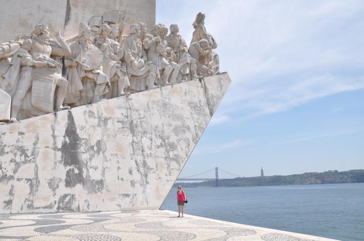 Seefahrerdenkmal Torre de Belém