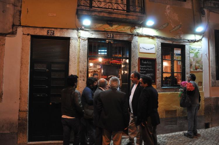 Bairro Alto, Lissabon