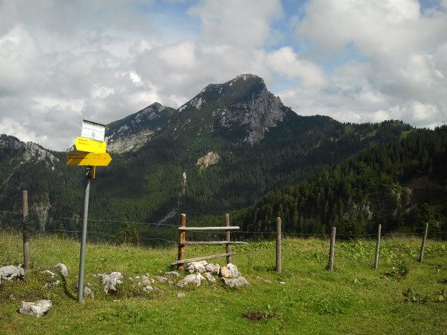 Tour auf den Breitenstein