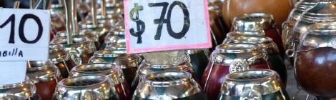 Buenos Aires: Geld tauschen, um zu sparen