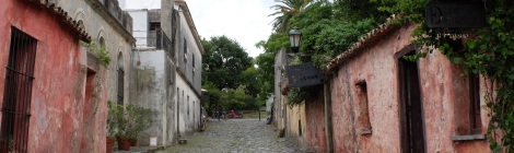 Abstecher nach Colonia del Sacramento