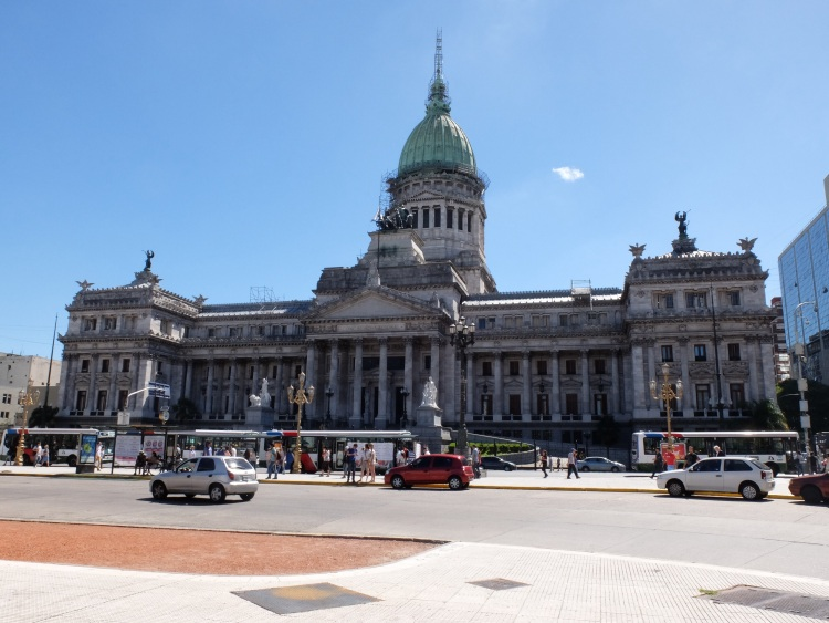 Plaza de Congreso