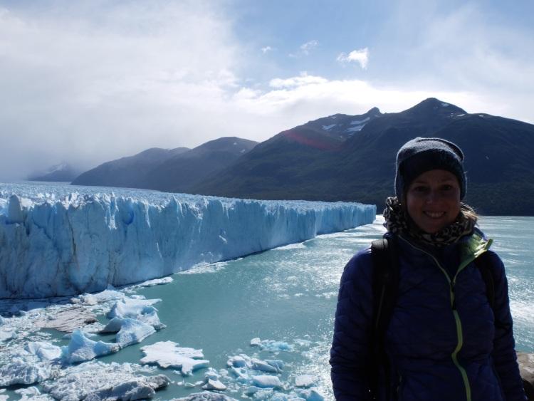 Einfach schön, der Gletscher