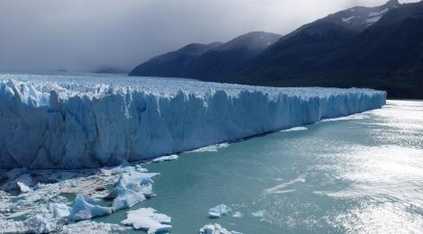 Gletscher und Lago Argentino