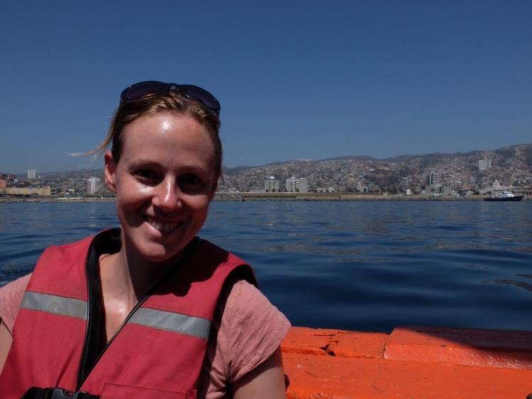 Eine Bootsfahrt durch den Hafen bietet eine andere Perspektive auf Valparaíso