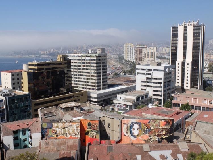Der Maler dieses Graffitis, Inti Castro, ist inzwischen weltberühmt