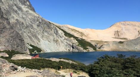 Refugio Italiano an der Laguna Negra