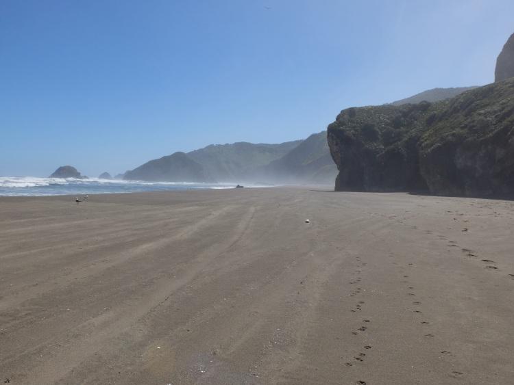 Strand in Chepu