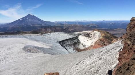 Pucón nach dem Vulkanausbruch