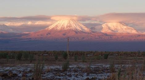 Die Atacamawüste: Extreme der Natur