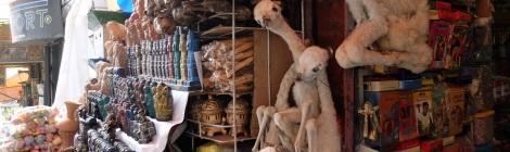 Bolivien - Reise durch Absurdistan