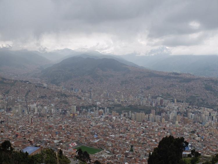 La Paz ist Regierungssitz