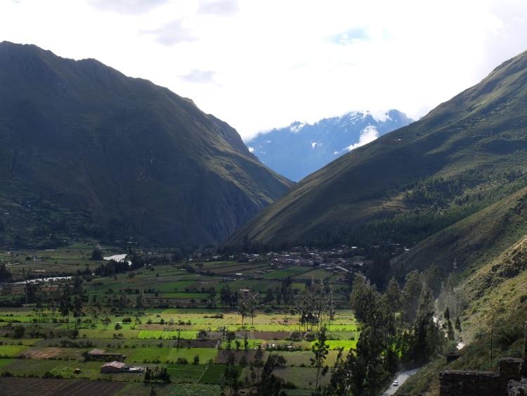 Sacred Valley bei Ollantaytambo