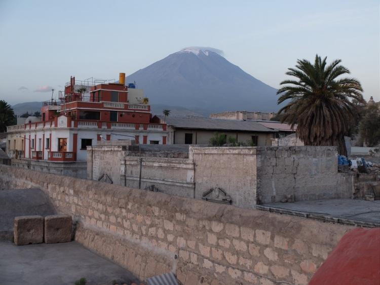 Und ein letzter Blick auf El Misti