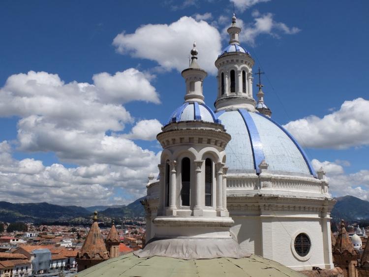 Blick von der Kathedrale