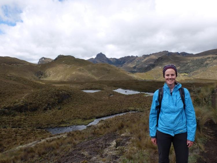 Wandern im Cajas Nationalpark